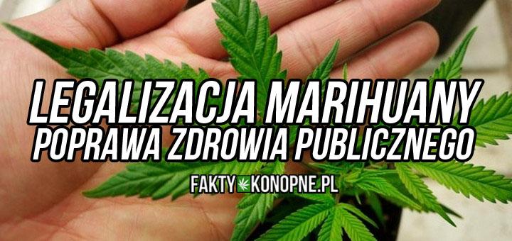 marihuana zdrowie publiczne