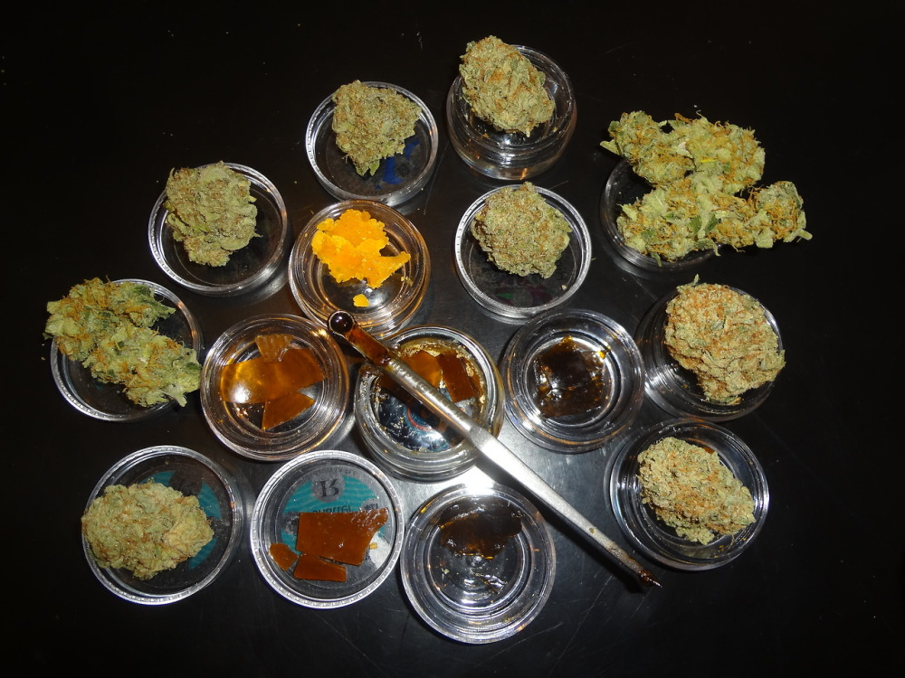 wax wosk marihuana koncentrat weed butan hash olej olejek