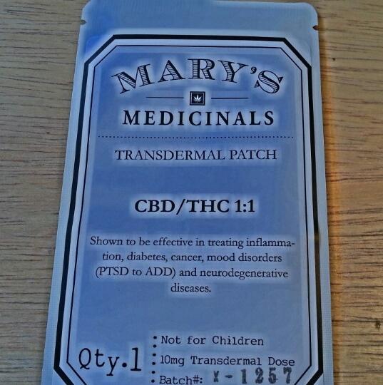 transdermalne plastry ktore dostarczaja marihuane, thc i cbd prosto do krwi
