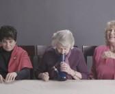 Trzy babcie palą marihuanę pierwszy raz w życiu