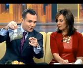 Nowy Jork świętuje dekryminalizację 25 gram marihuany w telewizji