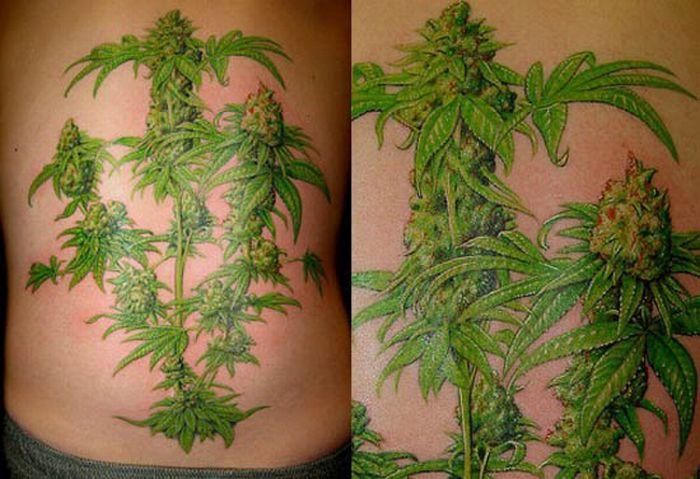 tatuaz-rosliny-marihuany