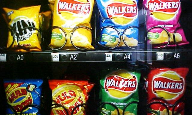 Automaty wendingowe