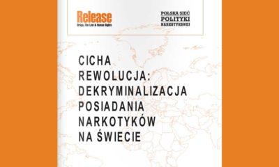 Cicha rewolucja: dekryminalizacja posiadania narkotyków na świecie