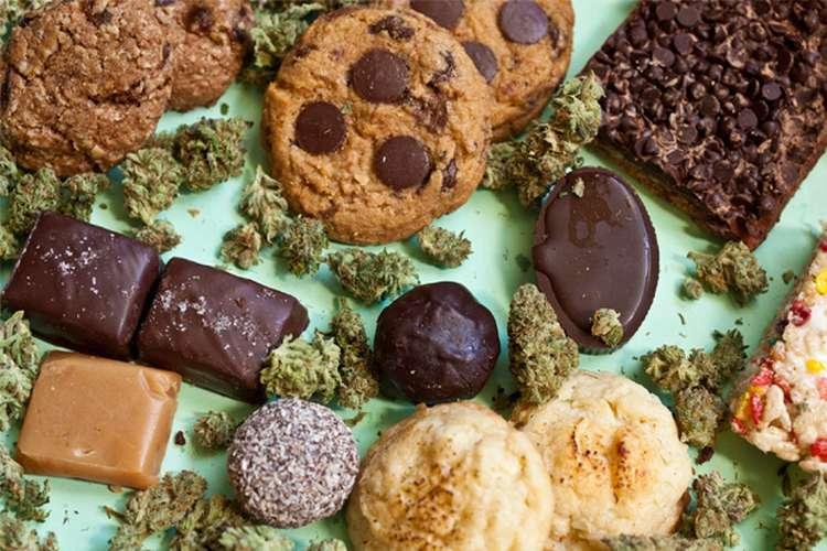 Czy jedzenie z marihuaną jest mocniejsze niż palenie