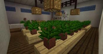 Herblore Mod oferuje ciekawe opcje związane z marihuaną w grze Minecraft