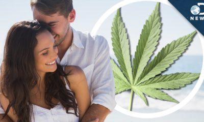 para w związku, w którym razem palą marihuanę