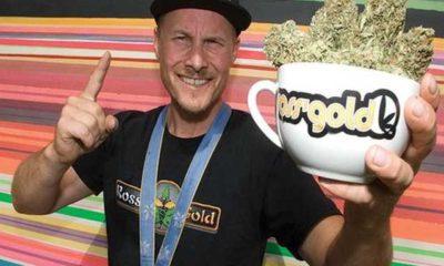 Złoty medalista olimpijski oficjalnie przyznaje się do palenia marihuany