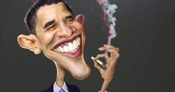 Prezydent USA Barack Obama o marihuanie