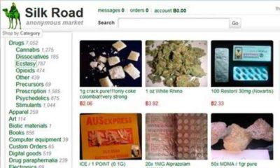Silk Road 3.0 - jedwabny szlak pozwala na zakup marihuany, narkotyków i broni poprzez internet