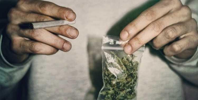 codzienne palenie marihuany