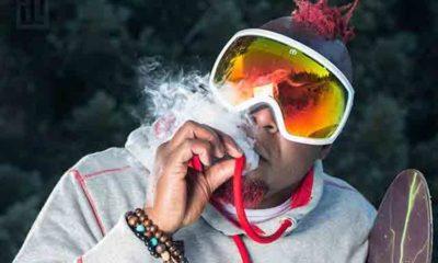 Ubrania do palenia marihuany