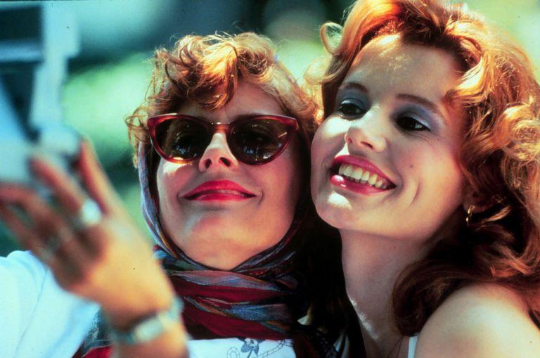 Susan Sarandon w filmie Thelma (1991)