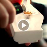 Frost Pipe – lodowa lufka do palenia