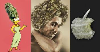 obrazki-portrety-logo-marihuana