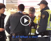 Prank: Upuszczanie marihuany w miejscach publicznych