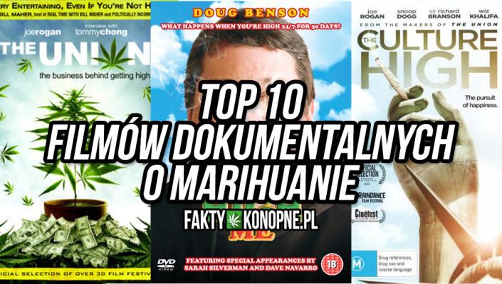 filmy dokumentalne o marihuanie