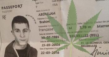 Zamachowiec z Paryża palił codziennie marihuanę