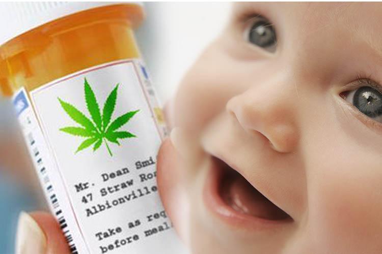 Palenie marihuany w ciąży