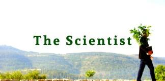 Film the scientist naukowiec