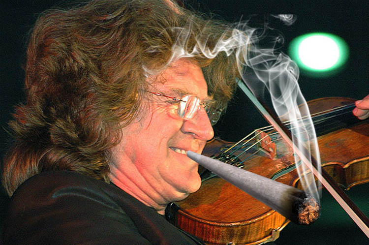 Zbigniew Wodecki o marihuanie
