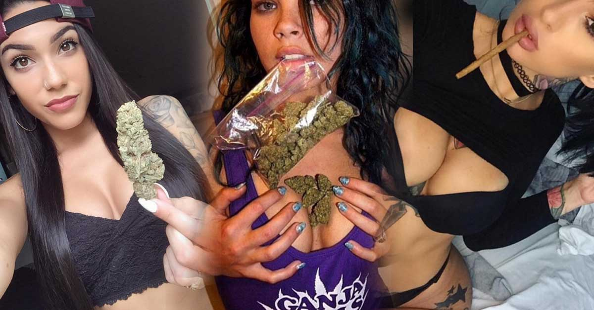 Ganja Girls podbijają Instagram