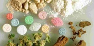 jak długo poszczególne narkotyki utrzymują się w organizmie