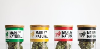 Marley Natural - marihuana sygnowana imieniem Boba Marleya