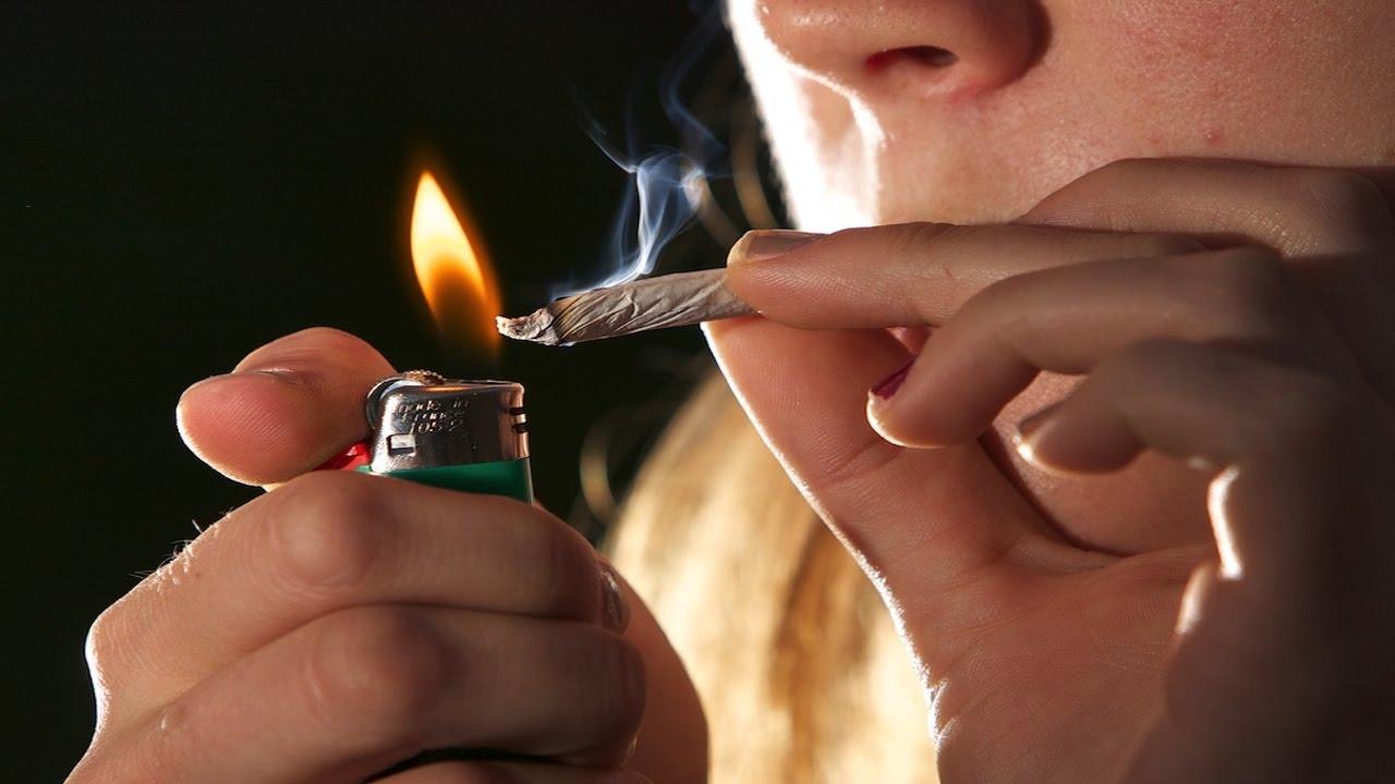 Używanie marihuany wśród polskich nastolatkow