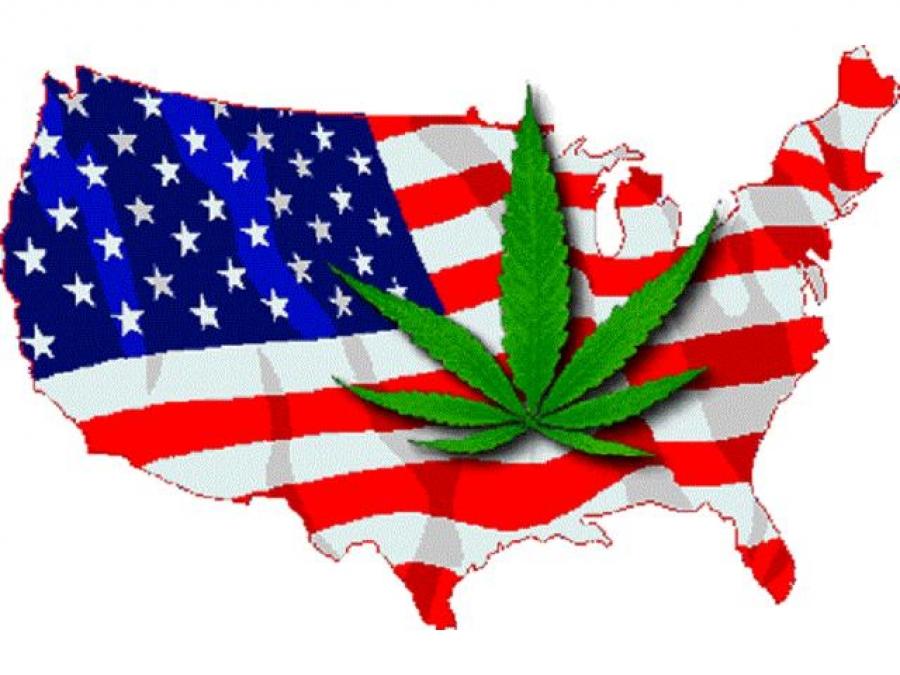 61% Amerykanów popiera legalizacje marihuany