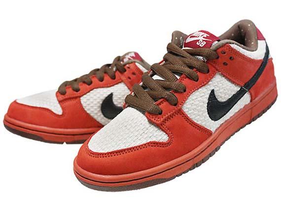 Nike dunk low hemp
