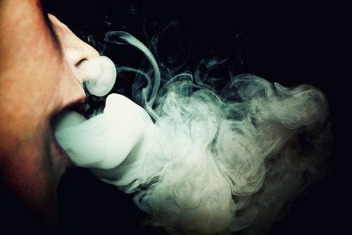 dym z marihuany