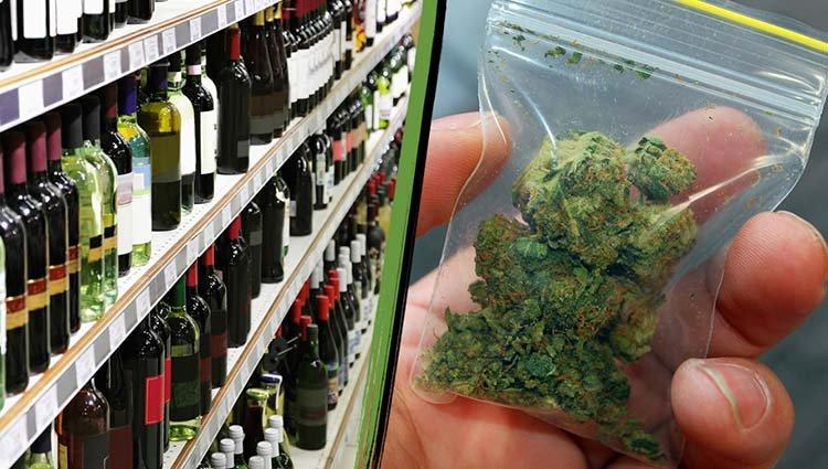 Kolorado zarobiło więcej na sprzedaży marihuany niż alkoholu