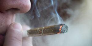 Nadmierne palenie marihuany obniża poziom dopaminy
