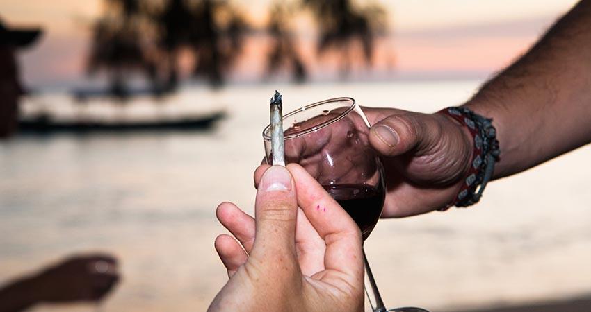 leczenie alkoholizmu przy pomocy mairihuany