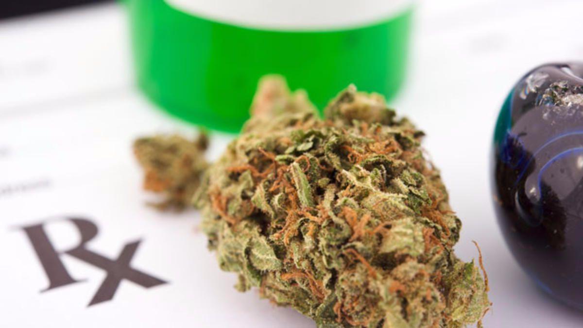 legalizacja medycznej marihuany zmniejsza liczbę samobójstw