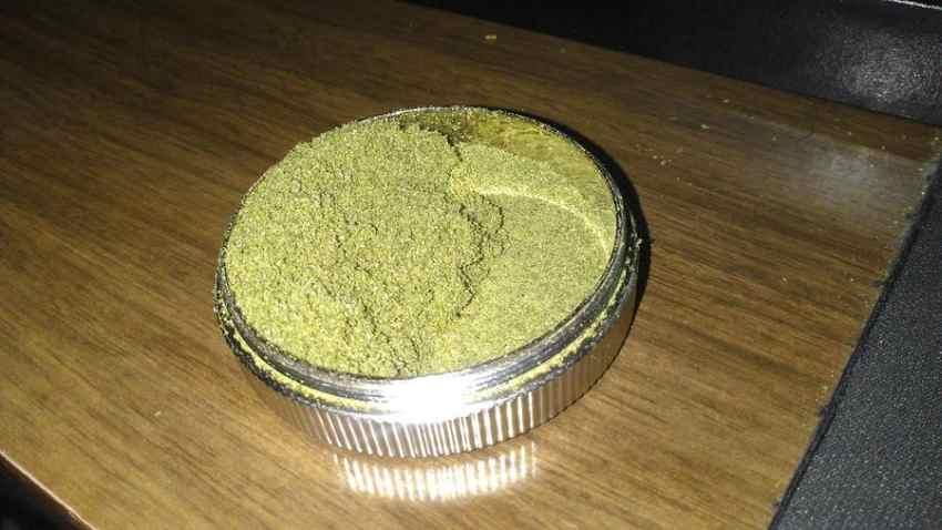 jak uzyskać najwięcej pyłku z młynka