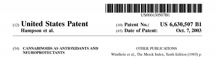 patent-na-marihuane