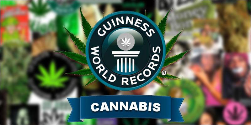 rekordy swiata w paleniu marihuany