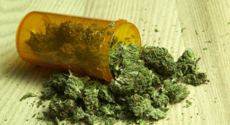 marihuana w połaczeniu z radio terapią może być skuteczna w leczeniu raka mózgu