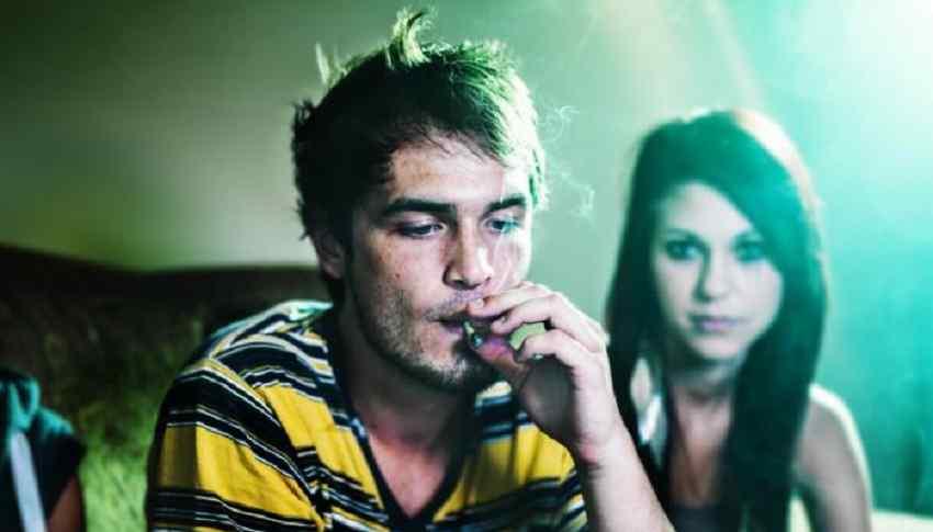 marihuana wpływa na przetwarzanie emocji