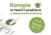 konferencja o medycznej marihuanie - konopie w teorii i praktyce