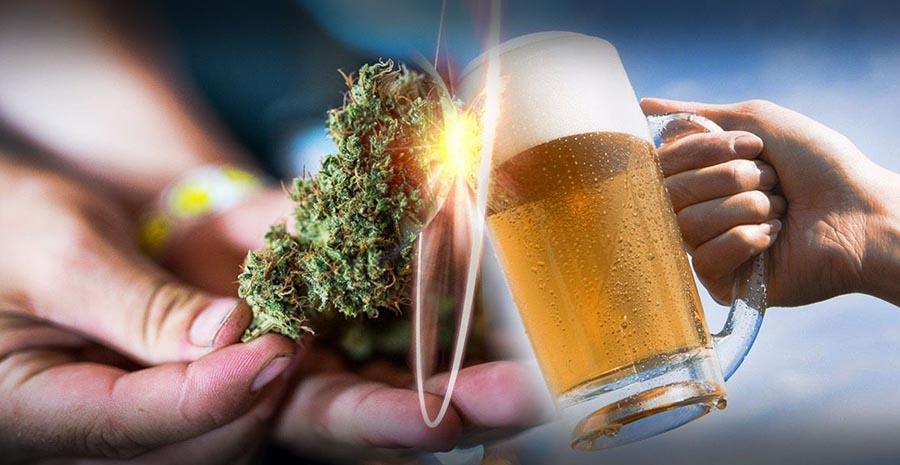 przemysł piwny może stracić nawet 2 miliardy dolarów na legalizacji marihuany