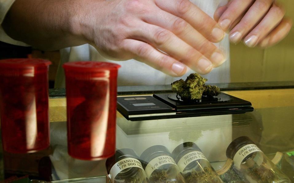 grecja zalegalizuje medyczną marihuanę