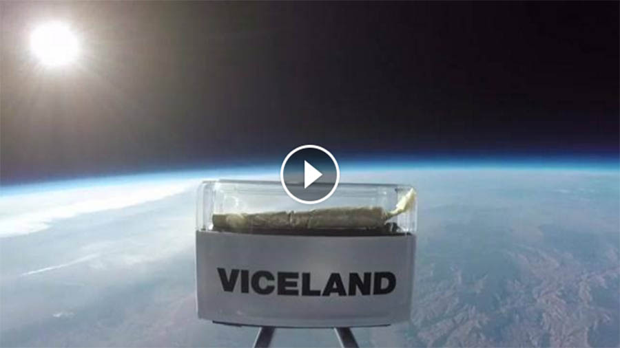 joint wysłany w kosmos