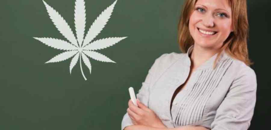 dzięki legalnej marihuanie w Południowej Dakocie, nauczyciele będą mogli w końcu otrzymać podwyżkę