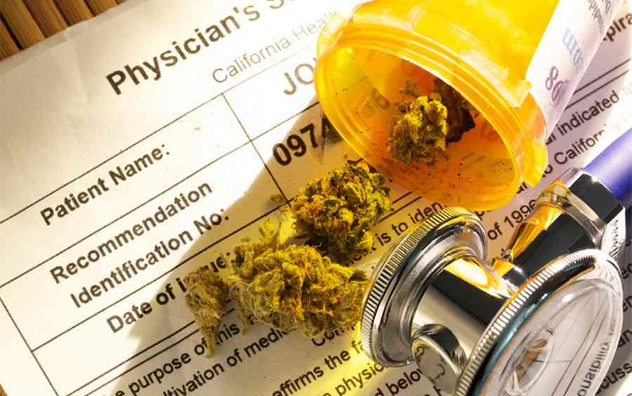 Narodowa Akademia Nauk twierdzi, że marihuana jest skutecznym lekiem