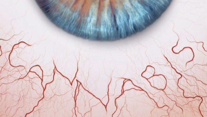 wpływ marihuany na wzrok