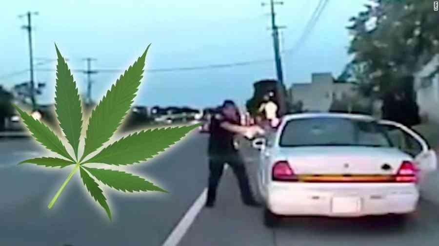 Philando Castile został zastrzelony, bo mężczyzna wyczuł w samochodzie zapach marihuany i myślał, że umrze