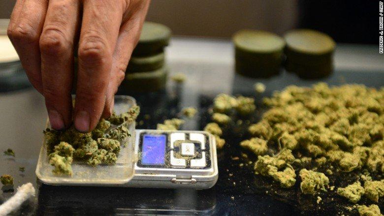 Efekty i skutki legalizacji marihuany w Kolorado